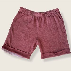 Lands End Cotton Pull On Shorts